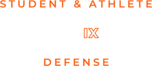 KJK Student & Athlete Defense logo