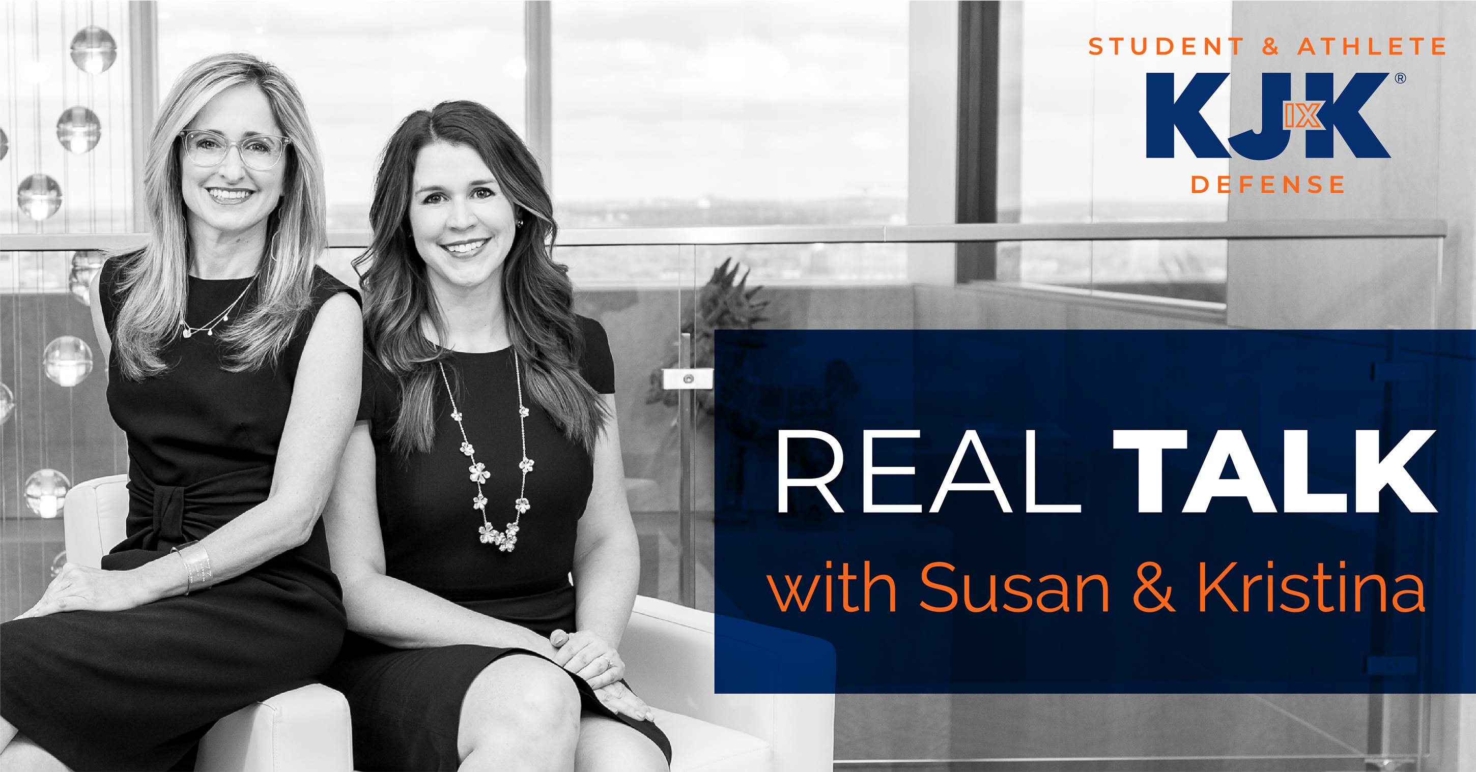Real Talk With Susan and Kristina Podcast image