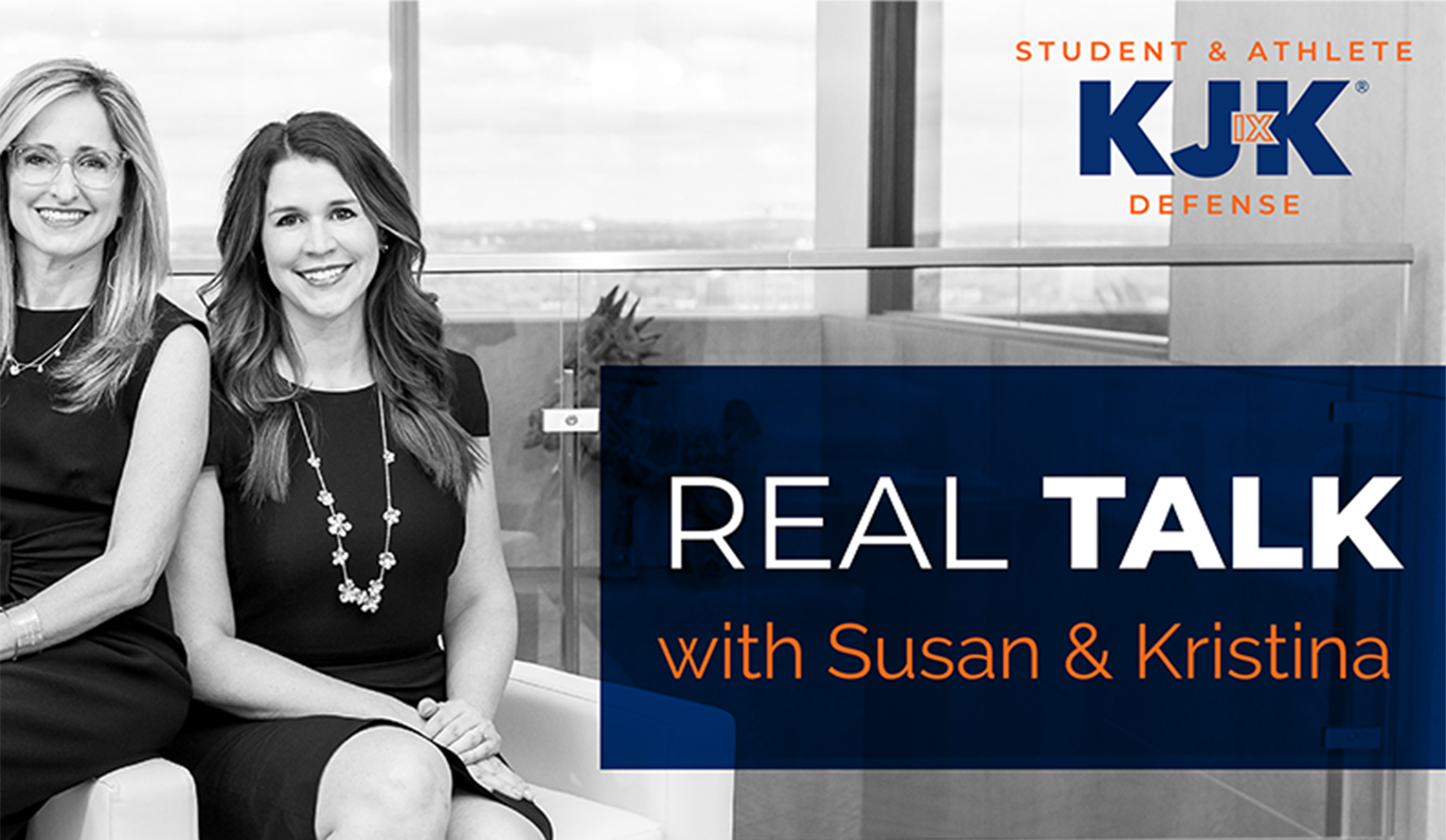 real talk with susan and kristina podcast