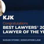 """Susan Stone Named Education """"Lawyer of the Year"""" By Best Lawyers® 2022"""