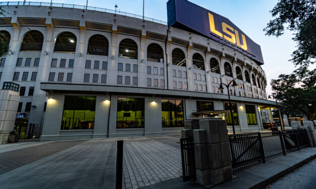Stone & Supler Discuss The Red Zone With LSU's The Reville